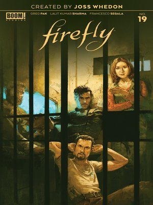 cover image of Firefly (2018), Issue 19