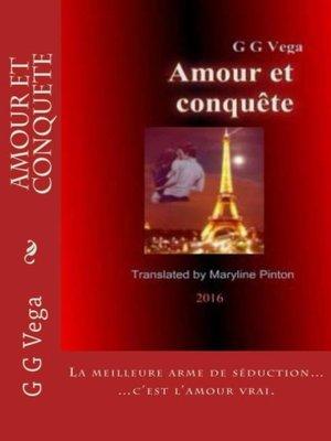 cover image of Amour et conquête