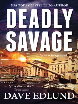 cover image of Deadly Savage