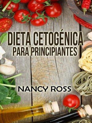 cover image of Dieta Cetogénica para Principiantes