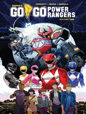 cover image of Saban's Go Go Power Rangers Volume 1