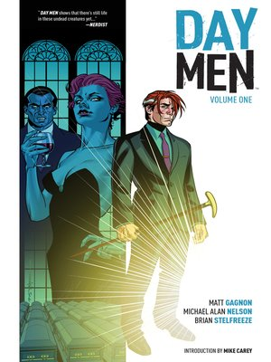 cover image of Day Men (2013), Volume 1