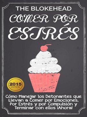 cover image of Comer por Estrés
