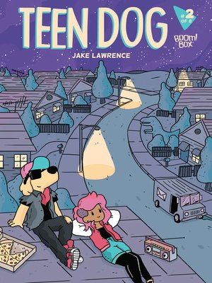 cover image of Teen Dog (2014), Issue 2