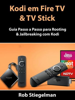 cover image of Kodi em Fire TV & TV Stick