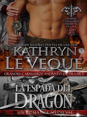 cover image of La Espada del Dragón