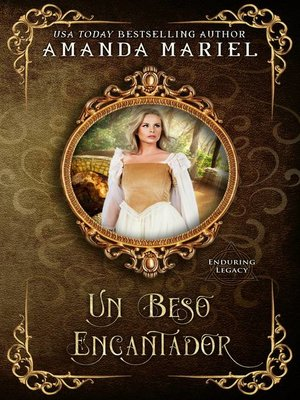 cover image of Un beso encantador