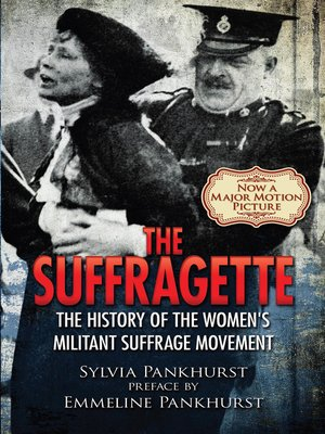 cover image of The Suffragette