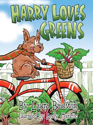 cover image of Harry Loves Greens