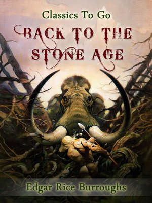 cover image of Back to the Stone Age