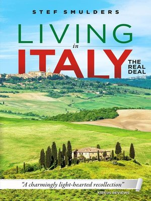 cover image of Living in Italy