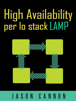cover image of High Availability Per Lo Stack Lamp