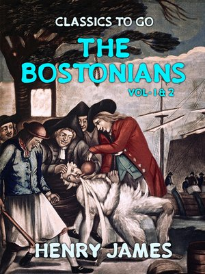 cover image of The Bostonians, Volume 1-2
