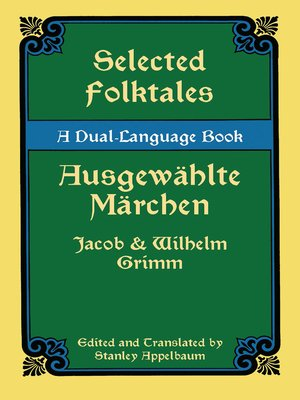 cover image of Selected Folktales (Ausgewählte Märchen)