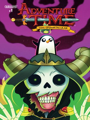 cover image of Adventure Time 2016 Spoooktacular