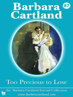 cover image of Too Precious to Lose
