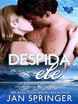 cover image of Despida para ele