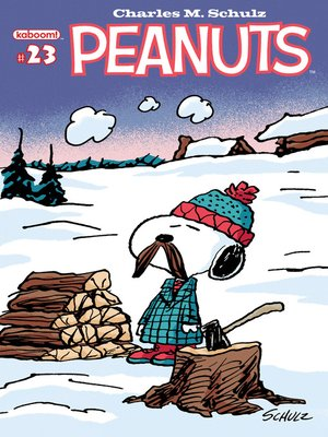 cover image of Peanuts (2012), Issue 23
