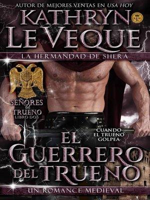 cover image of El Guerrero del Trueno