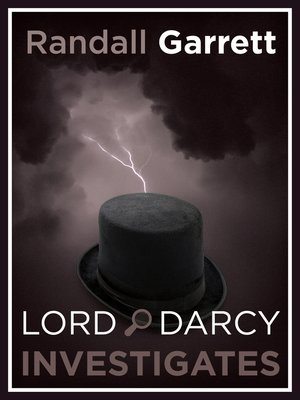 cover image of Lord Darcy Investigates