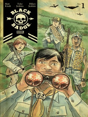cover image of Black Badge (2018), Issue 1
