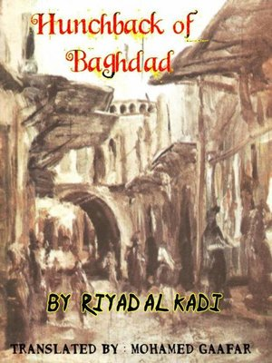 cover image of Hunchback of Baghdad
