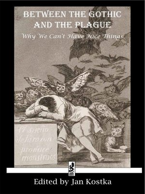 cover image of Between the Gothic and the Plague