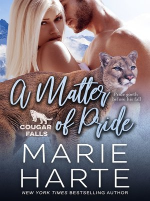 cover image of A Matter of Pride