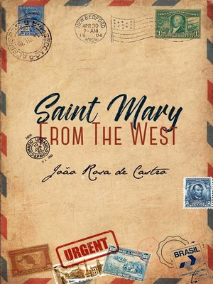 cover image of Saint Mary From the West