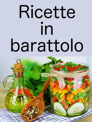 cover image of Ricette in barattolo