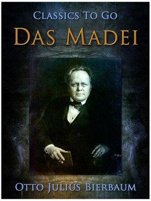 cover image of Das Madei