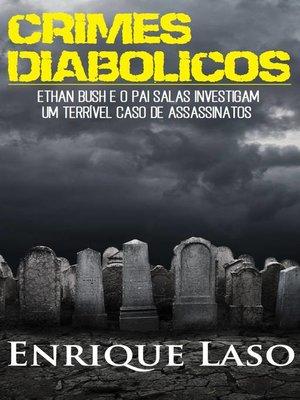 cover image of Crimes Diabólicos