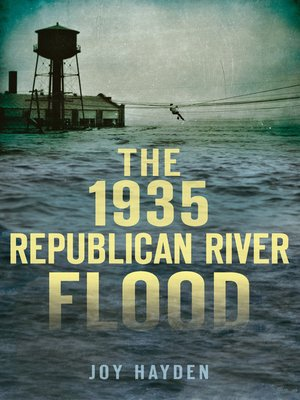 cover image of The 1935 Republican River Flood