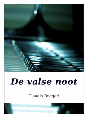 cover image of De valse noot