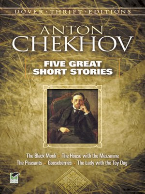 cover image of Five Great Short Stories