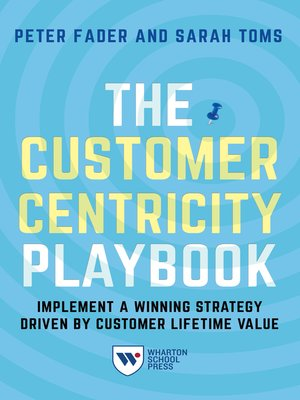 cover image of The Customer Centricity Playbook