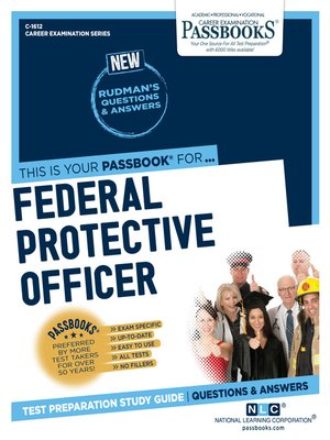 cover image of Federal Protective Officer