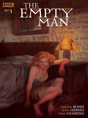 cover image of The Empty Man (2018), Issue 1