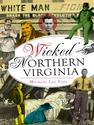 cover image of Wicked Northern Virginia