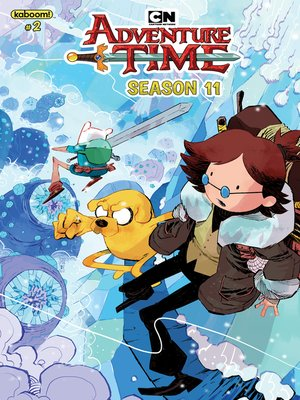 cover image of Adventure Time Season 11, Issue 2