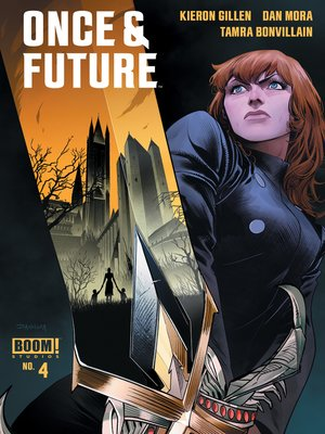 cover image of Once & Future (2019), Issue 4