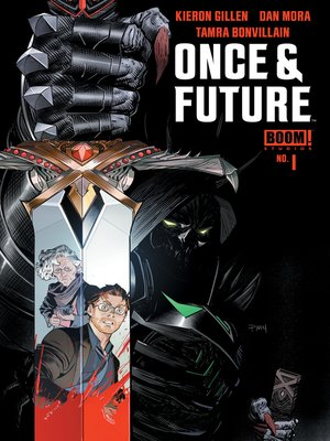 cover image of Once & Future (2019), Issue 1