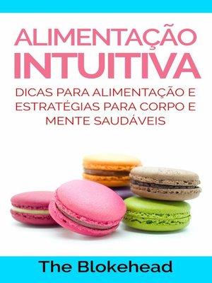 cover image of Alimentação Intuitiva