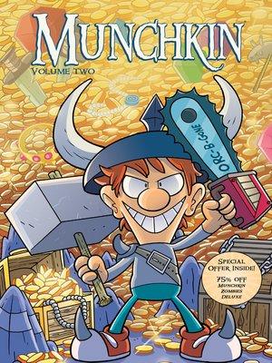 cover image of Munchkin (2015), Volume 2