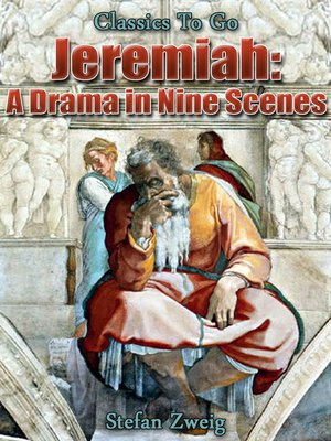 cover image of Jeremiah A Drama in Nine Scenes