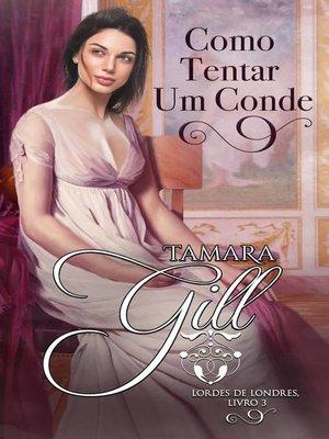 cover image of Como Tentar Um Conde