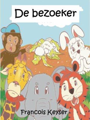 cover image of De bezoeker