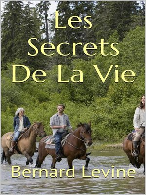cover image of Les Secrets de La Vie