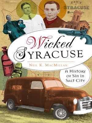 cover image of Wicked Syracuse