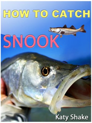 cover image of How To Catch Snook